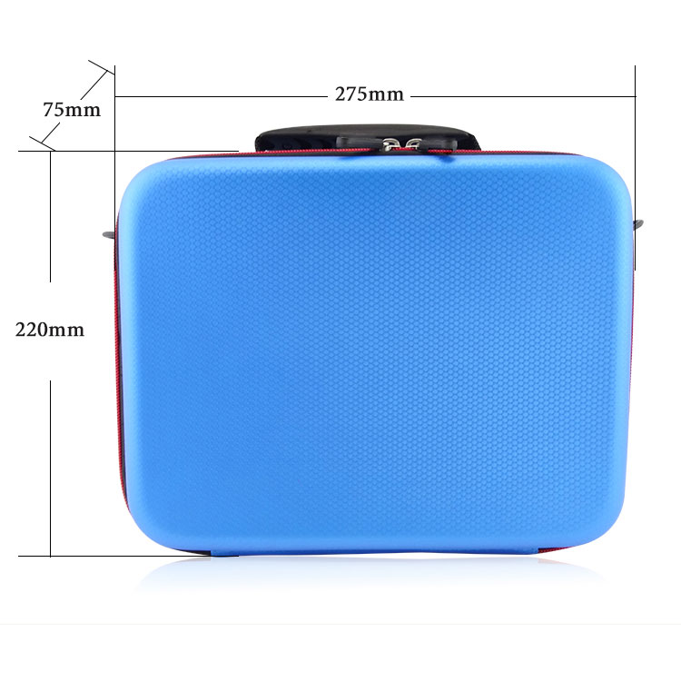 13.3 Inch Travel Protective Hard Shell Laptop Carrying Eva Case