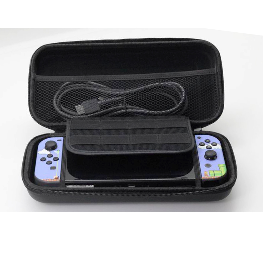 Switch Carry Bag Case EVA Hard Shell Game Console Protective Package Case
