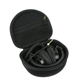 Portable headphone case