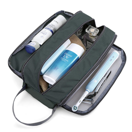 Water Resistant Travel Toiletry Bag Portable Makeup Pouch Bathroom Wash Bag Men toiletry bag