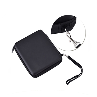 New 2DS XL Hard Zipper Protective Game Storage Carrying Case