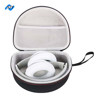 Travel Protective Carrying Storage Bag eva headphone bag