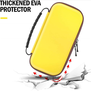 Shockproof Travel Storage Eva Game Console Carrying Case For Nintendo Switch Lite Console Carrying Case