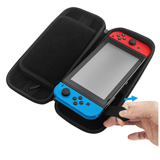Oem Portable Shockproof Protective Hard Video Game Player Custom Hard Eva Case For Nintendo Switch